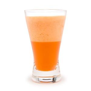 Bière de carottes, orange et céleri
