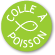 colle a poisson
